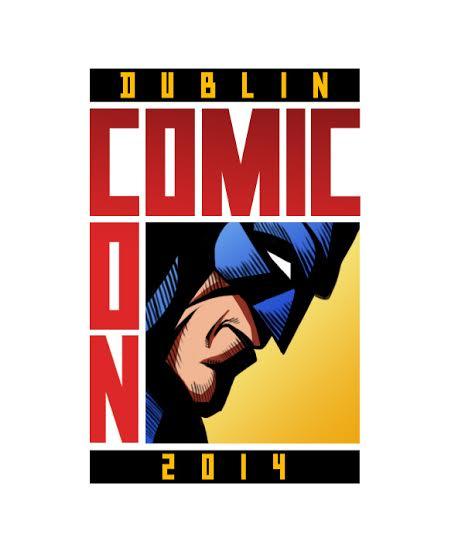 Dublin Comic Con 2014