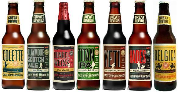 craft beers