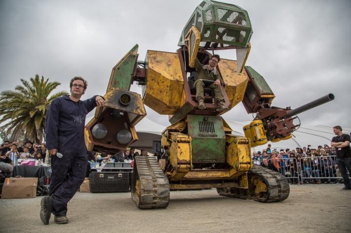 MegaBot mark 2