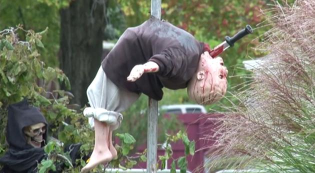 impaled kid